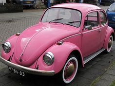 My daughter wants a bug! This is adorable!!! Volkswagen Kever 97-BV-83