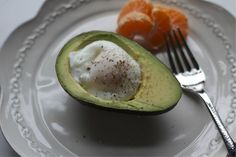 Egg in Avocado 2 | 25 Ways To Start Your Day With Eggs