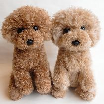 Dog Crafts, Cute Crafts, Diy And Crafts, Poodle, Crochet Toys, Knit Crochet, Japanese Nail Art, Knitted Animals, Chrochet