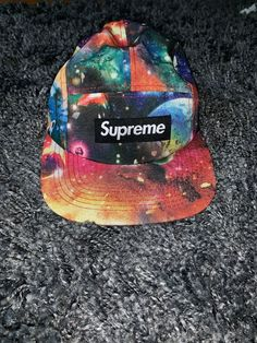 073e75a0bde Supreme Hat Galaxy.  fashion  clothing  shoes  accessories  mensaccessories   hats