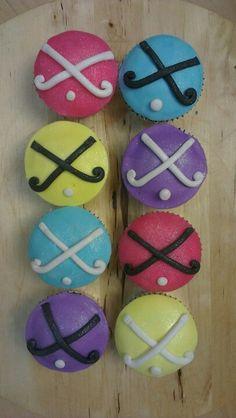 Hockey Hockey Birthday Cake, Hockey Party, Sports Birthday, Birthday Cake Girls, Birthday Cookies, Hockey Cupcakes, England Hockey, Hockey Decor, Mom Cake