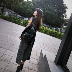 #mipac #streetstyle #backpack #outfit
