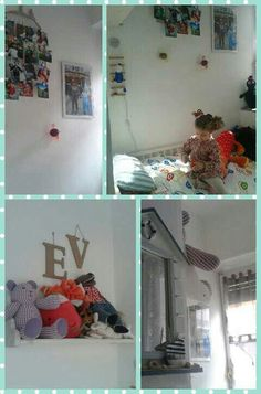 MyHome's makeover  Before and after two months makeover  With my daughter :)