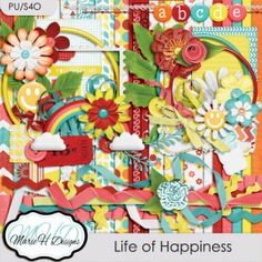 Life of Happiness Kit