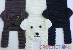 Labrador Retriever bufanda bufanda de Labrador perro raza
