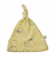Yellow Woodland Hat