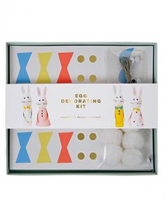 meri meri Egg Decorating Kit