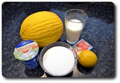 zutaten-melonen-eis-rezept