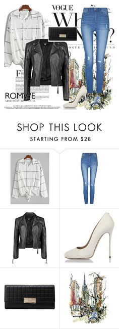 """""""Untitled #65"""" by selma-imsirovic-01 ❤ liked on Polyvore featuring Boohoo and Dsquared2"""