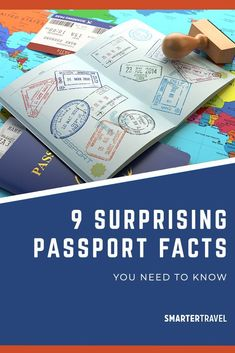 9 Surprising Passport Facts You Need to Know How To Fly Cheap, How To Find Out, Travel News, Air Travel, Passport Application, Short Novels, All Inclusive Vacations, Cheap Travel, Need To Know