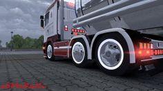 Euro Truck Simulator 2 Krom Jant Modu