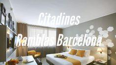 Hotel Citadines Ramblas Barcelona en Barcelona, España