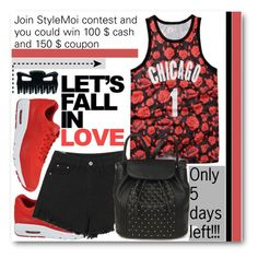 """StyleMoi(Read description)"" by stylemoi-offical ❤ liked on Polyvore featuring мода, NIKE и stylemoi"