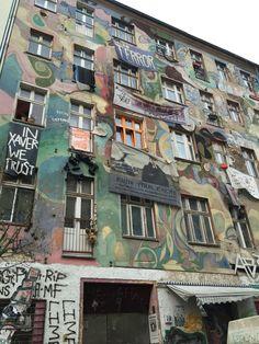 Rigaer Str. #Friedrichshain #Berlin