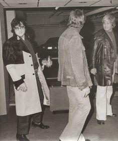 Elvis Presley, Dick Grob and Ed Parker, February 16, 1977. Montgomery, Alabama