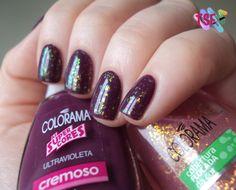 Melindrosa + Ultravioleta   Tudo Sobre Esmaltes  http://tudosobreesmaltes.com/2012/10/02/melindrosa-ultravioleta/