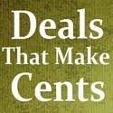 My Blog - Deals That Make Cents sharing good deals to save you money