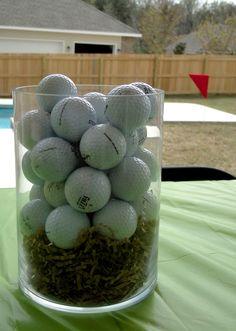 78 best golf centerpieces images golf centerpieces golf table rh pinterest com
