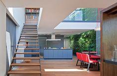 La Fontaine Apartment by Esrawe Studio