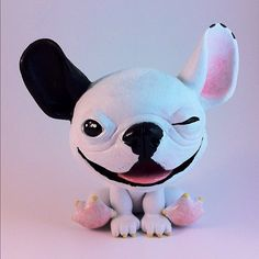 French Bulldog Stitch by Motorbot
