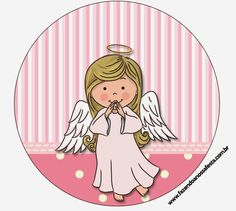 Angel Girl: Free Printable Candy Bar Labels.