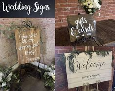 Wedding Signs Wedding Signs, Murals, Projects, Cards, Gifts, Diy, Painting, Home Decor, Wedding Plaques