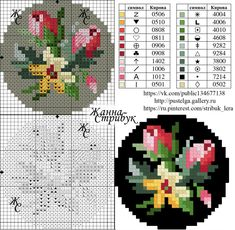Beginning Cross Stitch Embroidery Tips - Embroidery Patterns Small Cross Stitch, Cross Stitch Rose, Cross Stitch Flowers, Cross Stitch Designs, Cross Stitch Patterns, Loom Patterns, Cross Stitching, Cross Stitch Embroidery, Embroidery Patterns