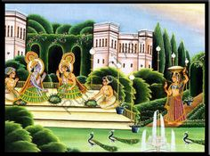 indian Miniature Paintings of rajasthan - MySearch