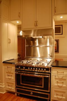 Amazing stove for the kitchen....