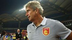 Frustrated Manuel Pellegrini blasts pitch as Hebei CFFC held to draw