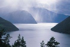 norvegian lake