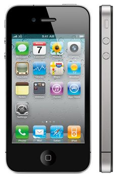 Apple Iphone, Iphone 4s, Smartphone, Watches, Wristwatches, Clocks, Iphone 4