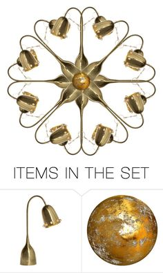 """""""Brass..."""" by beet-1 ❤ liked on Polyvore featuring art"""