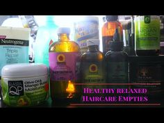 Massive Healthy Hair Care & Beauty Empties - Kay's Ways