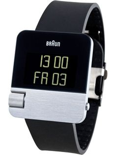 Braun Prestige Watch