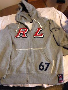polo ralph lauren zip hoodie