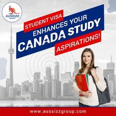 Scholarships Canada, Canadian Universities, Overseas Education, Dubai Travel, Social Media Banner, Ielts, Banner Design, Evaluation Form, Study Abroad