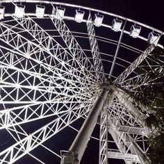 Big wheel - Budapest, October 2014 (Carey Normand image)