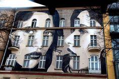 Art in Berlin, Germany - by Rone