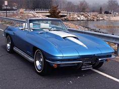 Corvette Stingray 67 Courtesy Classi Car Gallery