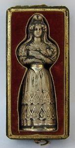 Antique-French-Silver-Figural-Lady-Needle-Case-Paris-1830-s