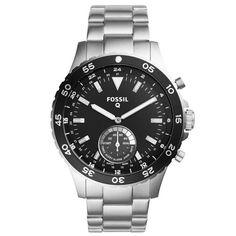 Fossil herenhorloge Hybrid Smartwatch FTW1126