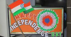Independence Day 2018 Wishes Greetings Card Making Ideas And Designs Photos Gallery 4th Of July Decorations, School Decorations, Handmade Decorations, Independence Day Decoration, 15 August Independence Day, Happy Independence, 15. August, Indipendence Day, 15 August Images