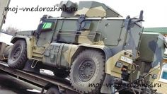 Армейский внедорожник КАМАЗ К4386 #МойВнедорожник #Внедорожники #кроссоверы #джипы #пикапы #4х4