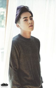 Why is Minseok oppa so good looking... like such a bias wrecker