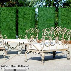 5 Creative and Modern Tricks: Artificial Grass Patio artificial garden plants palm trees.Artificial Plants Living Room Vase artificial plants indoor home. Artificial Hedges, Artificial Plants And Trees, Artificial Plant Wall, Artificial Flowers, Artificial Boxwood, Fake Plants Decor, Plant Decor, Hanging Plants, Indoor Plants