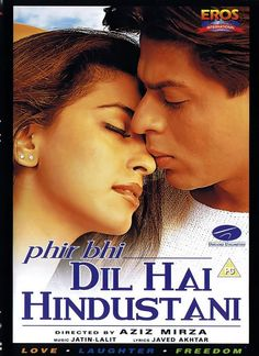 "Watch ""I Am The Best"" full song from Phir Bhi Dil Hai Hindustani featuring Shah Rukh Khan & Juhi Chawla in the lead roles. I Am The Best is sung by Abhijeet . Bollywood Movies Online, Hindi Movies Online, Dramas Online, Srk Movies, Telugu Movies, Indiana, Download Free Movies Online, Bollywood Posters, Streaming Movies"
