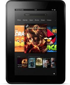 "60 de lei Reducere la Tableta Amazon Kindle Fire HD 7.0"", Wi-Fi, 16GB"