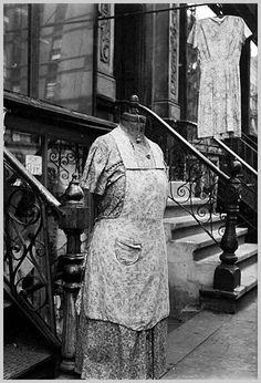 Jim Steinhardt, Momma, Lower East Side, NYC, 1947