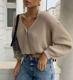 Marie-Lou Duvillier on Sweater-weather Marie-Lou Duvillier on Sweater-weather Mode Outfits, Winter Outfits, Casual Outfits, Summer Outfits, Fashion Outfits, Fashion Trends, Fashion Clothes, Fashion Ideas, Sweater Weather Outfits